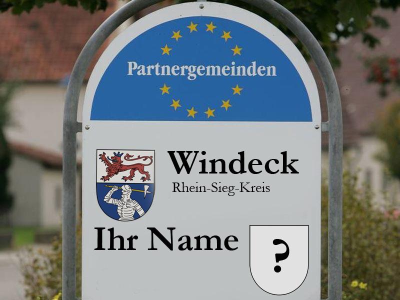 Partnergemeinde Windeck