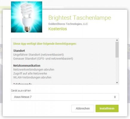 App_Taschenlampe