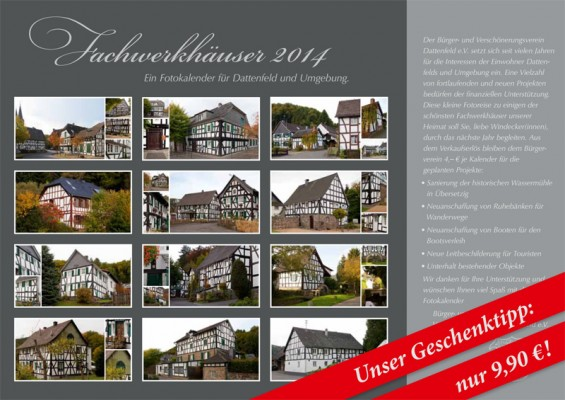 Bildkalender 2014 BV Dattenfeld