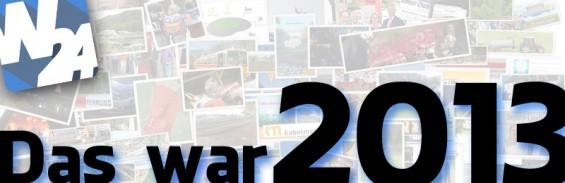 Rückblick 2013