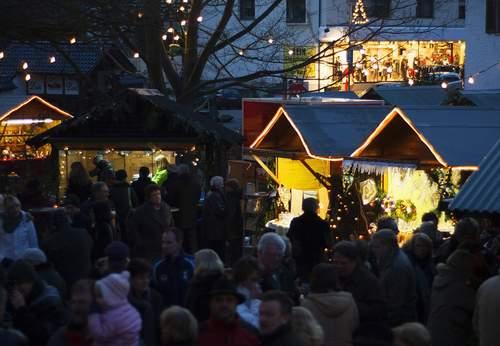 Weihnachtsmarkt Rosbach