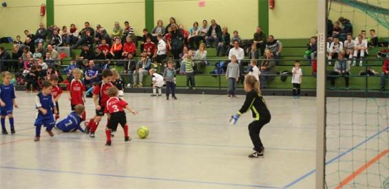 IMG_8132  Bambini Spiel SG Niederhausen-Birkenbeul gegen Spvgg Hurst-Rosbach