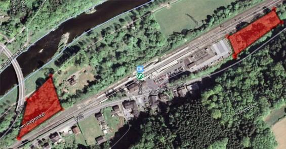 Park and Ride Herchen Bahnhof