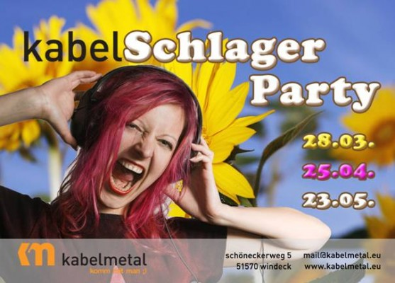 kabelSchlager Party