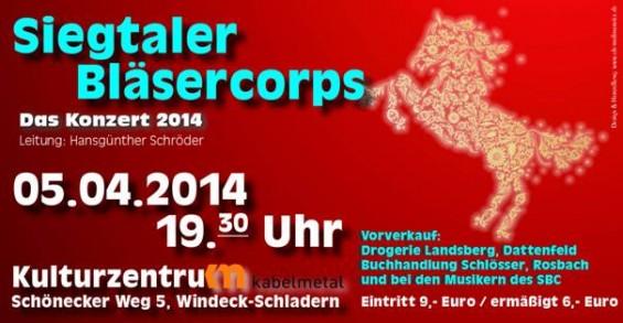 Siegtaler Bläsercorps