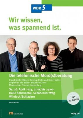 WDR Telefonische Mordsberatung