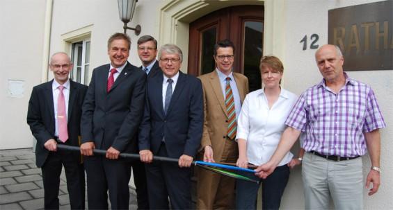 RWE Unterzeichnung Strom-Konzessionsvertrag