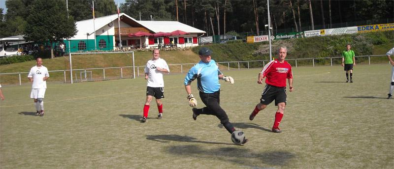 Fußball Niederhausen Sportfest