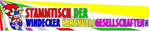 Stammtisch der Windecker Karenvalsvereine