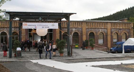kabelmetal Eröffnung