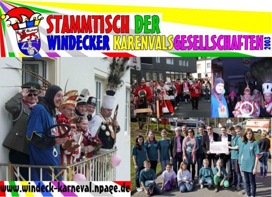 Stammtisch Windecker Karnevalsvereine