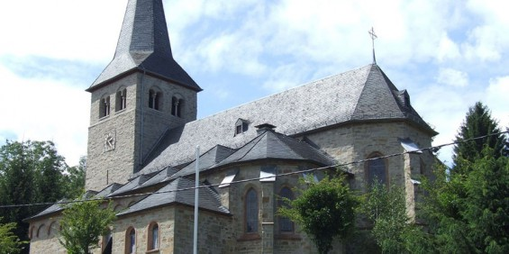 St. Peter Herchen Bild: Tohma / Wikimedia CC BY-SA 3.0