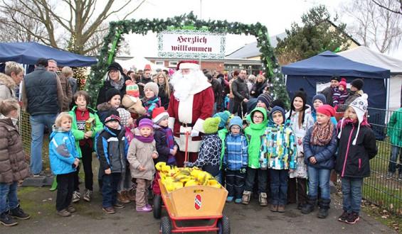 Weihnachtsmarkt Pracht