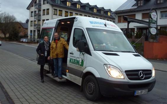 Bürgerbus in Neunkirchen-Seelscheid