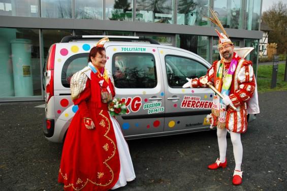 Windecker Prinzenpaar Karneval
