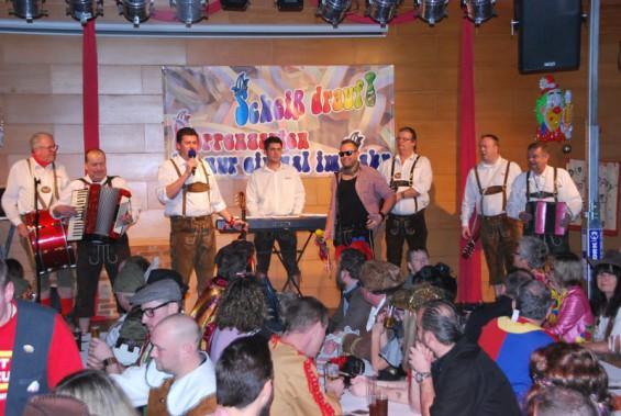 Hoppengarten Karneval 2015