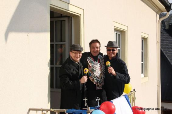 Rathausstürmung 2015
