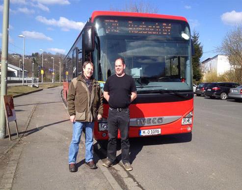 CDU Windeck Buslinie 579