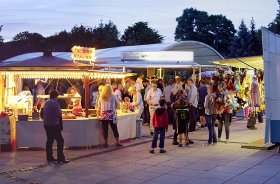 Dattenfelder Laurentius-Markt 2014