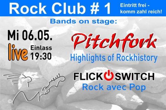Rock Club 06.05.2015