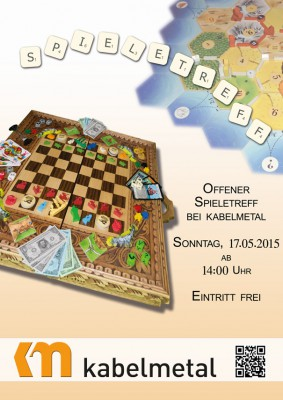 Spieletreff 170515
