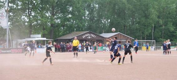 Jugendfussball SV Höhe
