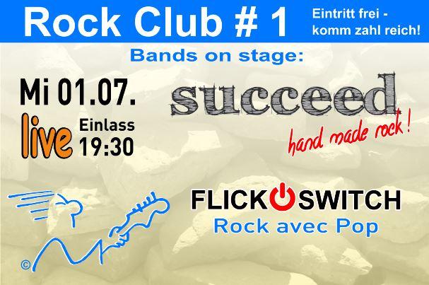 Rock Club 010715