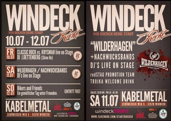 Windeck Rockt 2015