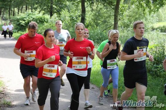 Windecker Sommerlauf 2013