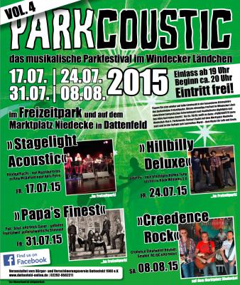 Parkcoustic 2015