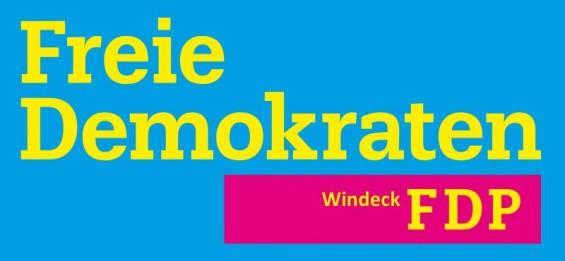 FDP Windeck Logo
