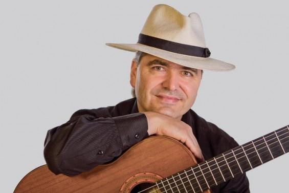 Jens Müller-Herrou Gitarren Konzert