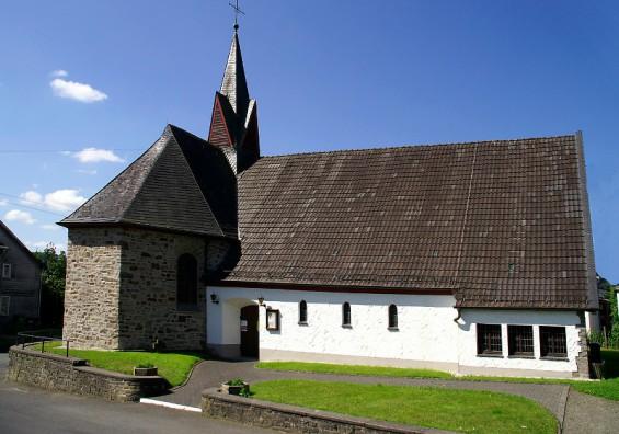 Rochuskapelle in Wilberhofen