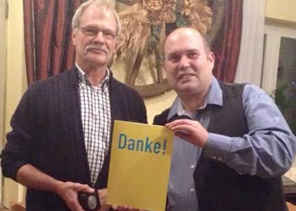 FDP Windeck Willy Hinz 40 Jahre