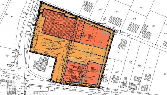 So in etwa könnte es aussehen - Planungsentwurf von 2013