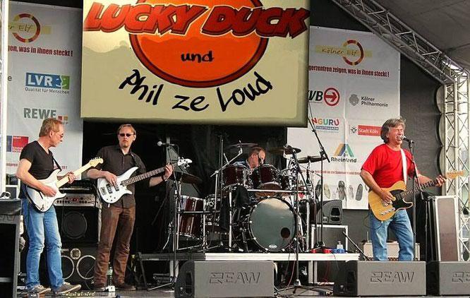 Lucky Duck Rock Band