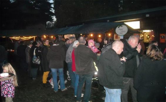 Weihnachtsmarkt in Geilhausen