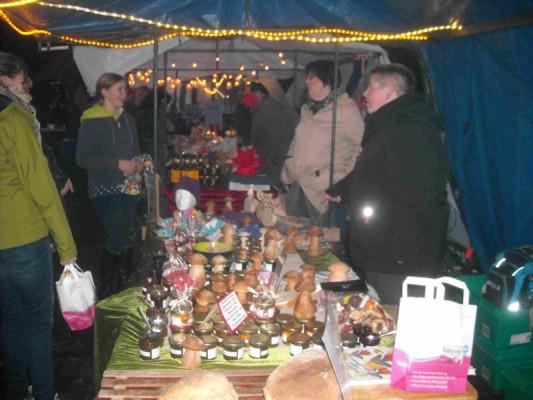 Klein aber fein, ist das vorweihnachtliches Dorffest in Windeck-Geilhausen, das am Samstag, den 19.November um 13 Uhr beginnt.   Foto: kpsch