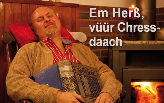 Hubert Grunow Lesung Platt