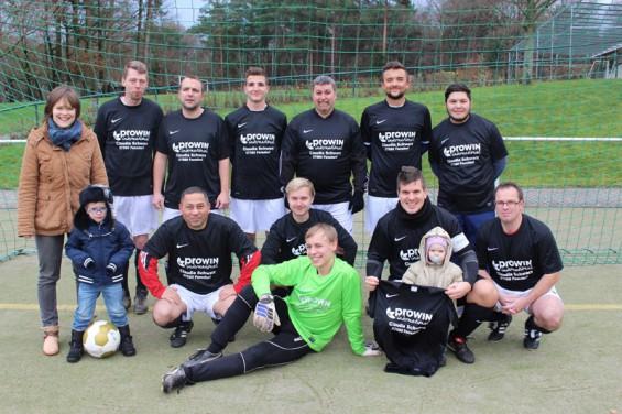 SG Niederhausen Neue Spielkleidung für die Dritte