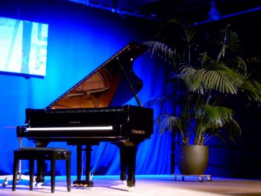 Konzertflügel Yamaha C6 bei kabelmetal - Foto Thomas Weber
