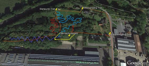 Bild: Google Maps / Google Earth