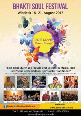 Bhakti Soul Festival 2016