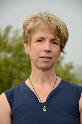Mastertrainerin Elke Hühn-Epstein