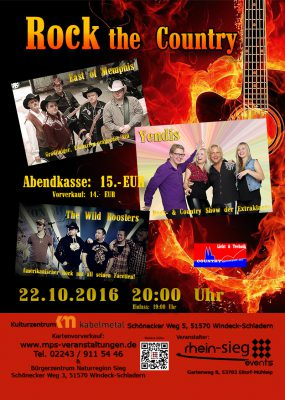 Rock the Country 2016