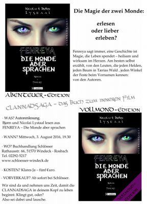 CLANNADSAGA Buch