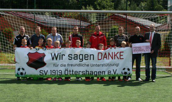 Spendenübergabe_KSK SV Öttershagen 2016_1