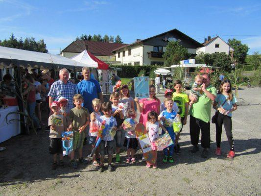 Sommerfest Pracht 2016