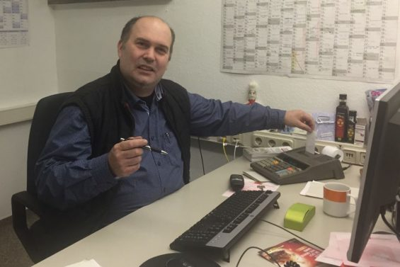 FDP-Mann Uwe Steiniger sieht  Möglichkeiten