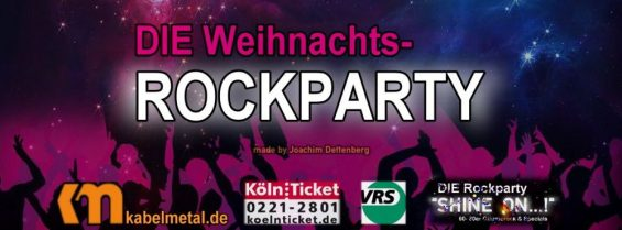 weihnachts-rockparty